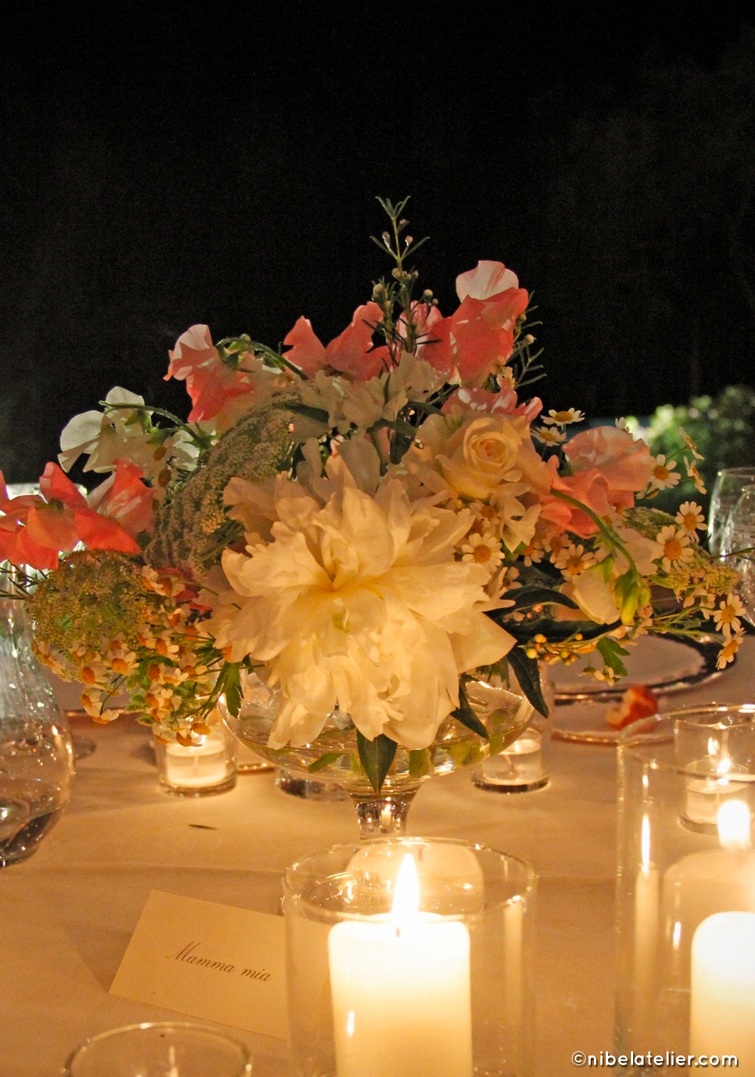 ricevimento-centrotavola-notte-candele